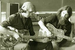 Ken Hamm and Big Dave McLean